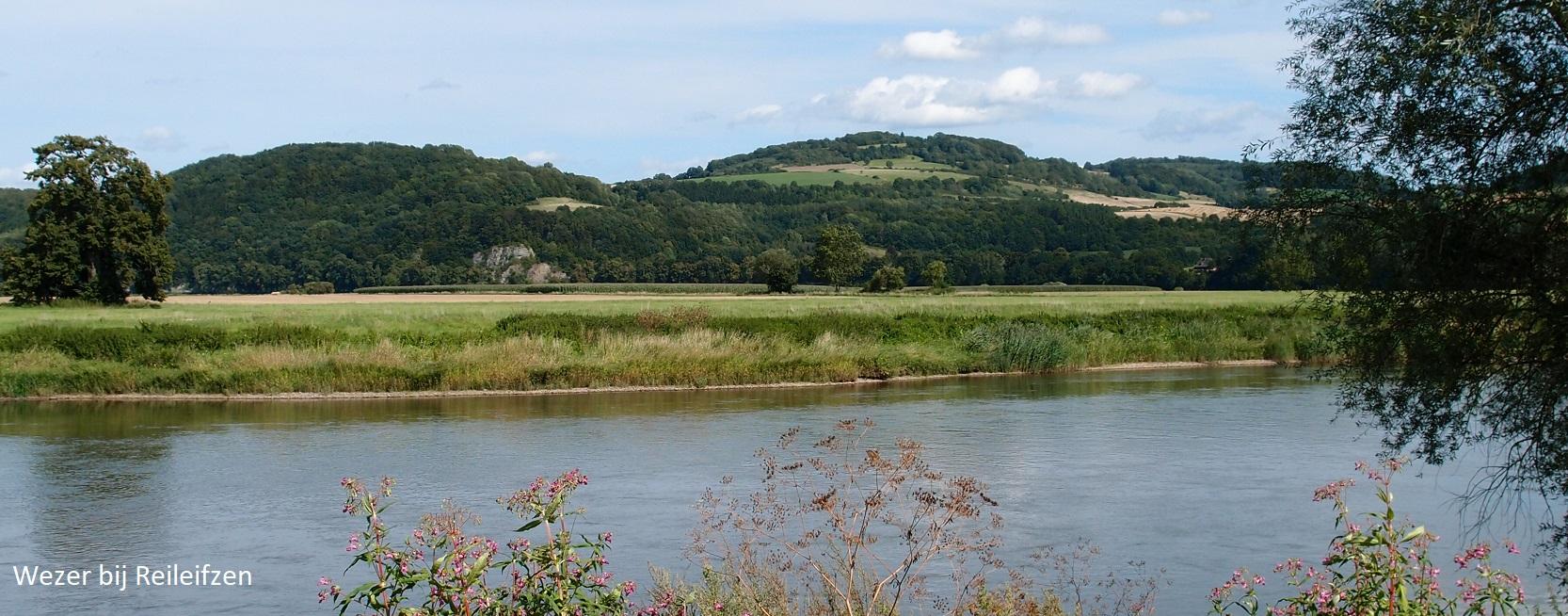 De Weser bij Reileifzen