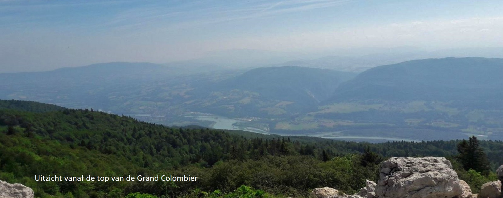 Jura (Bugey), Grand Colombier