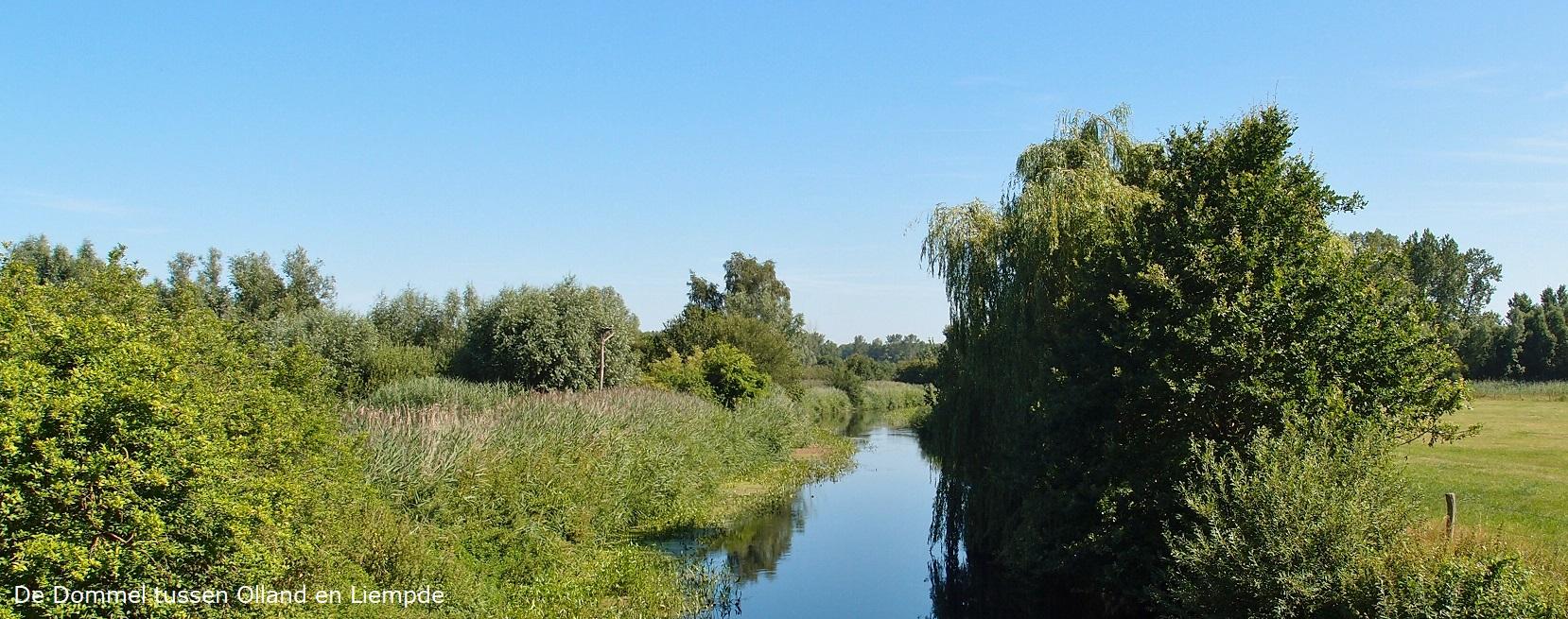 Dommeldal tussen Olland en Liempde